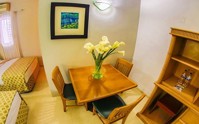 Hotel Boulevard del Mar, habitaciones bien equipadas