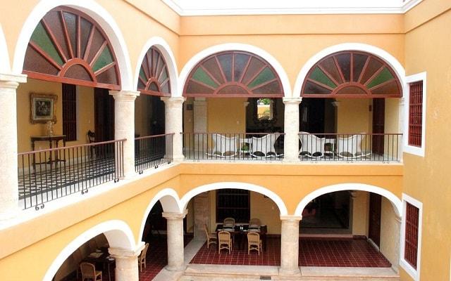 Hotel Boutique Casa Don Gustavo, arquitectura colonial