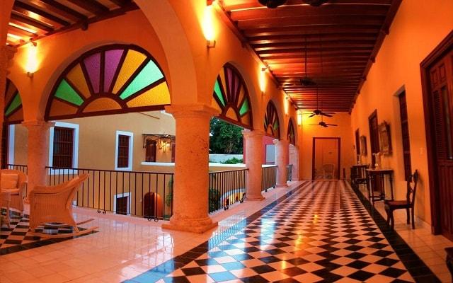 Hotel Boutique Casa Don Gustavo, propiedad del siglo XVIII