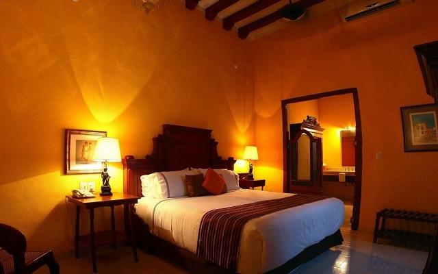Hotel Boutique Casa Don Gustavo, habitaciones con todas las amenidades