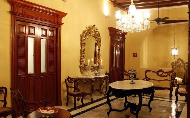 Hotel Boutique Casa Don Gustavo, mobiliario de época