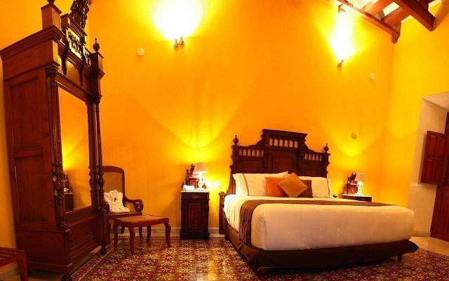 Hotel Boutique Casa Don Gustavo, espacios diseñados para tu descanso