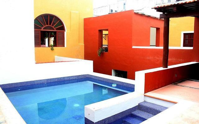 Hotel Boutique Casa Don Gustavo, disfruta de su alberca al aire libre