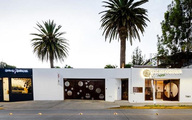 Hotel Boutique Casa Los Cantaros en Oaxaca Ciudad