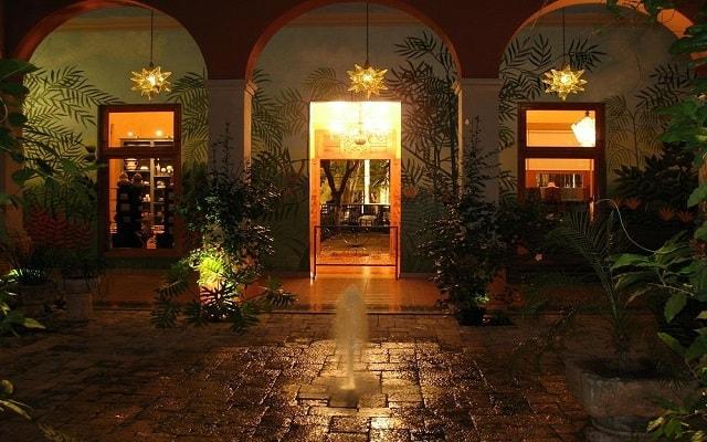 Hotel Boutique Casa San Ángel en Mérida Centro