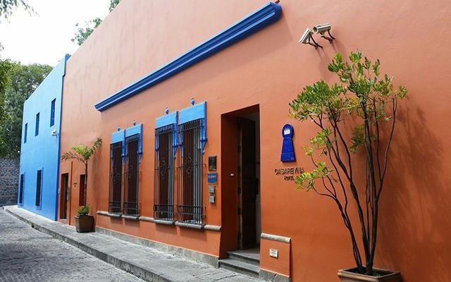 Hotel Boutique Casareyna en Puebla Ciudad