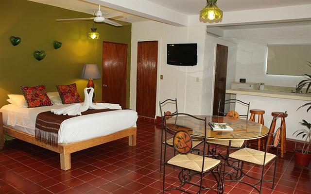 Hotel Boutique Catedral Vallarta, comodidad y confort en sus habitaciones