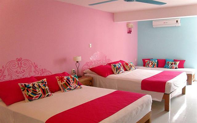 Hotel Boutique Catedral Vallarta, habitaciones bien equipadas