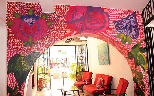 Hotel Boutique Catedral Vallarta, espacios agradables