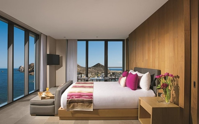 Hotel Breathless Cabo San Lucas Resort & Spa, habitaciones con hermosas vistas