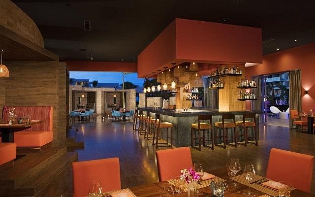 Hotel Breathless Riviera Cancún Resort and Spa, buena y variada propuesta gastronómica