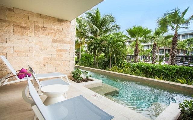 Hotel Breathless Riviera Cancún Resort and Spa, escenarios diseñados para tu descanso