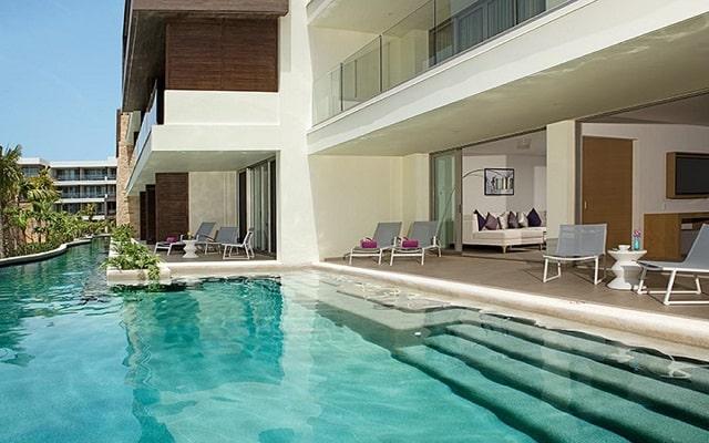 Hotel Breathless Riviera Cancún Resort and Spa, sitios increíbles