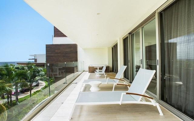 Hotel Breathless Riviera Cancún Resort and Spa, vistas hermosas