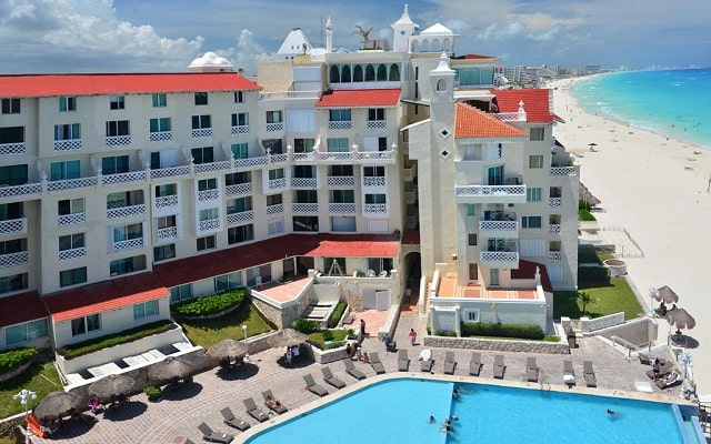 Hotel Bsea Cancún Plaza en Zona Hotelera