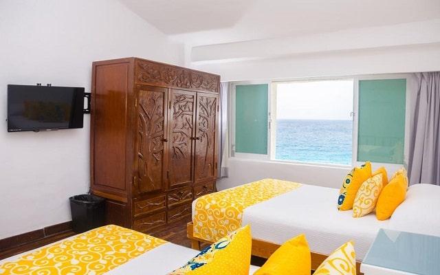 Hotel Bsea Cancún Plaza, confort en cada sitio