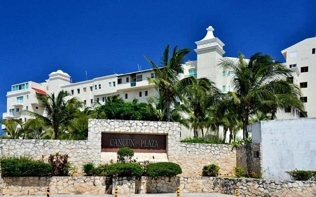 Hotel Bsea Cancún Plaza, buena ubicación