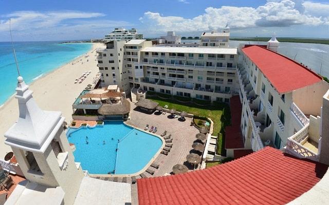 Hotel Bsea Cancún Plaza, hermosas vistas
