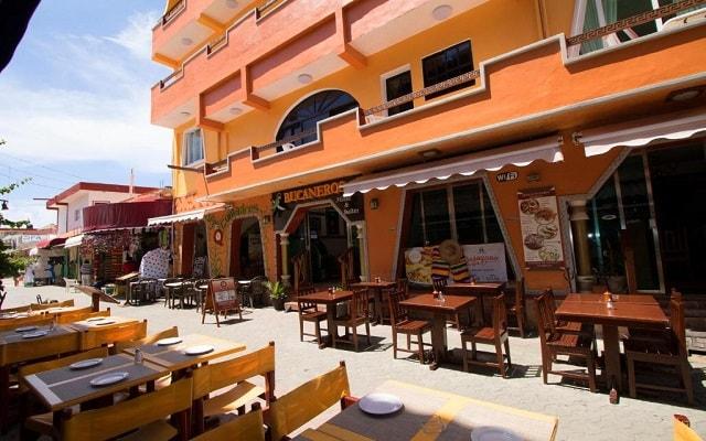 Hotel Bucaneros en Isla Mujeres