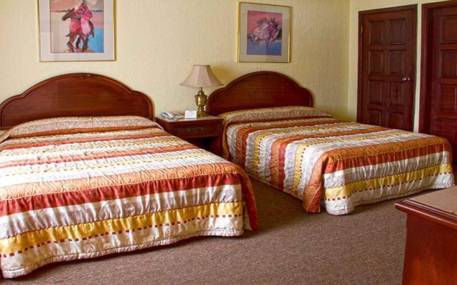 Hotel Bugambilia, habitaciones cómodas y acogedoras