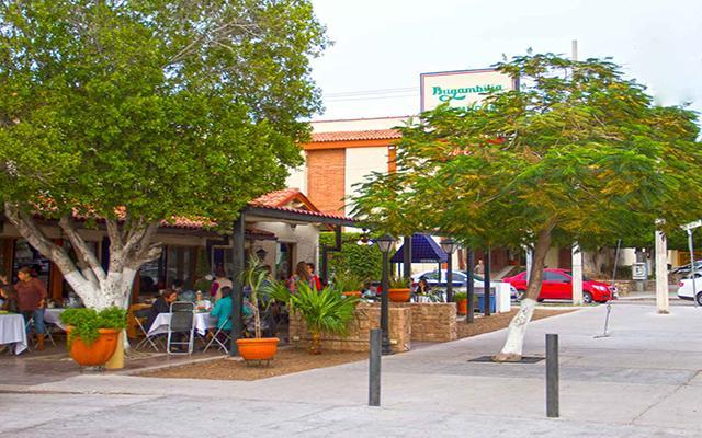 Hotel Bugambilia, buena ubicación