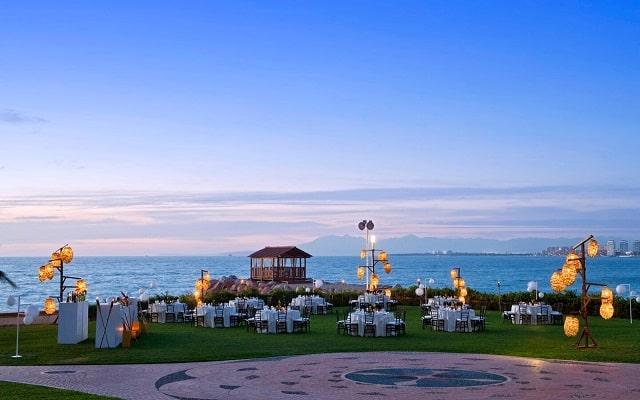 Hotel Buganvilias Resort de Puerto Vallarta, facilidades nupciales