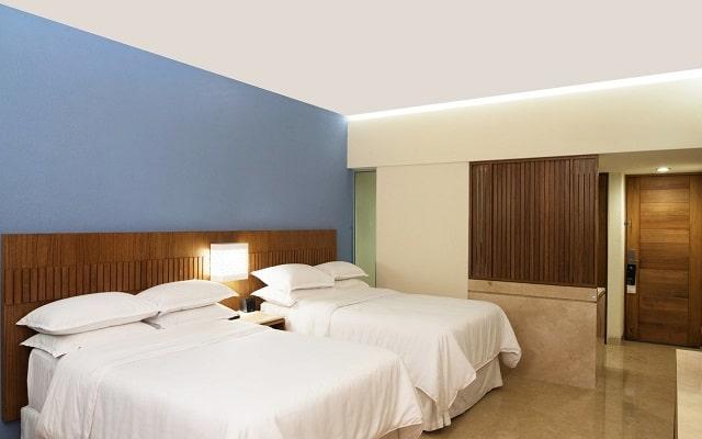 Hotel Buganvilias Resort de Puerto Vallarta, habitaciones acogedoras
