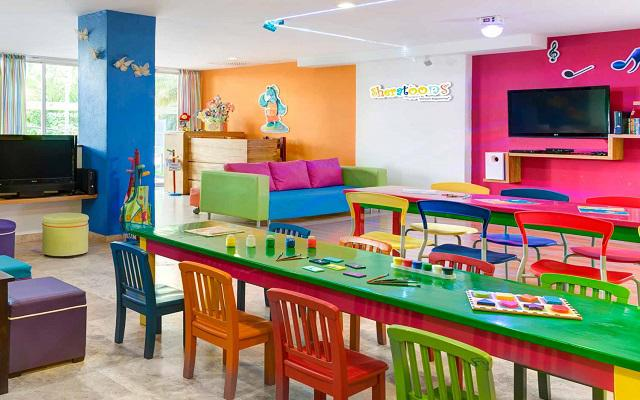 Hotel Buganvilias Resort de Puerto Vallarta, club de niños