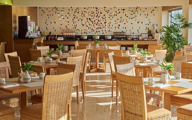 Hotel Buganvilias Resort de Puerto Vallarta, buena gastronomía