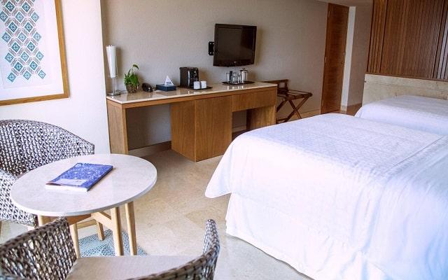 Hotel Buganvilias Resort de Puerto Vallarta, habitaciones bin equipadas