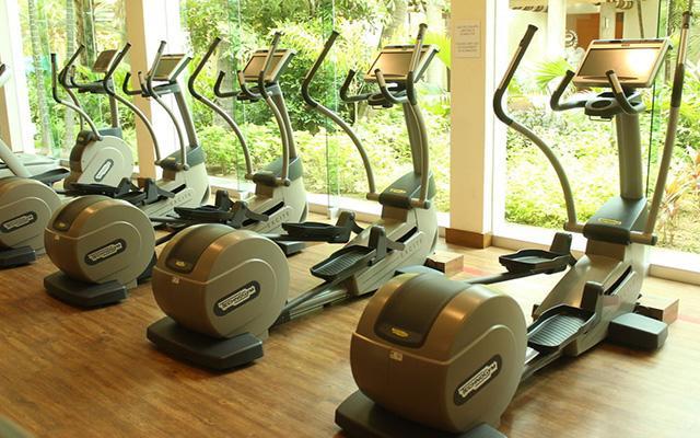 Hotel Buganvilias Resort de Puerto Vallarta, gimnasio para uso exclusivo