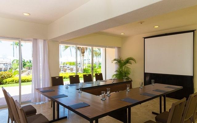 Hotel Buganvilias Resort de Puerto Vallarta, sala de juntas