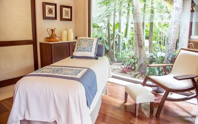 Hotel Buganvilias Resort de Puerto Vallarta, cuenta con servicio de spa exclusivo