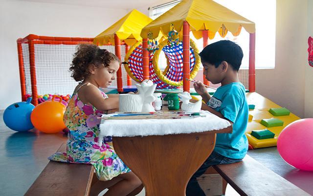 Hotel Calinda Beach Acapulco, club de niños