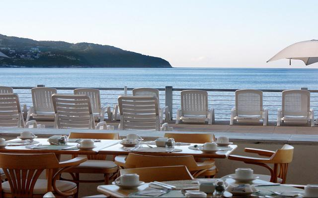 Hotel Calinda Beach Acapulco, Restaurante El Delfín