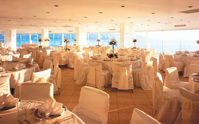 Hotel Calinda Beach Acapulco, salón para eventos