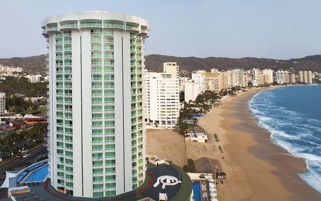 Hotel Calinda Beach Acapulco en Zona Dorada