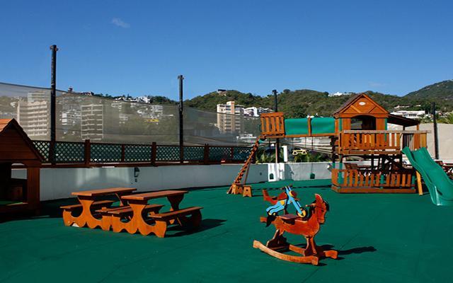 Hotel Calinda Beach Acapulco, área de juegos infantiles