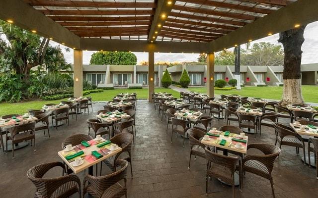 Hotel Camino Real Guadalajara, buena propuesta gastronómica