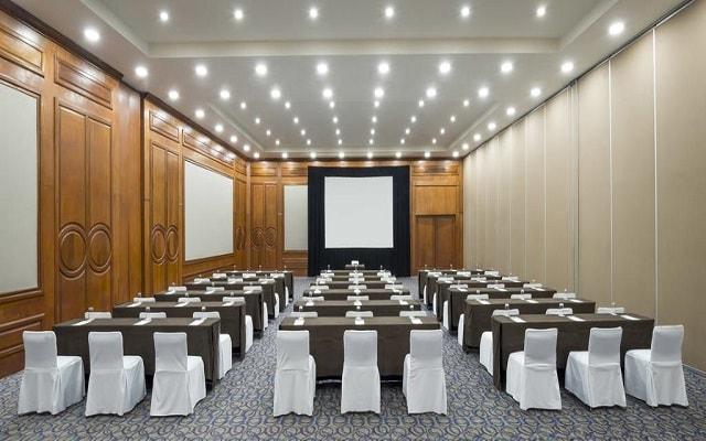 Hotel Camino Real Guadalajara, salón de convenciones