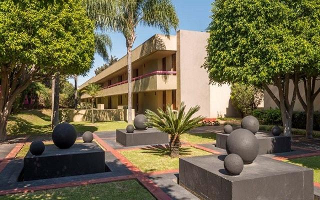 Hotel Camino Real Guadalajara, cómodas instalaciones