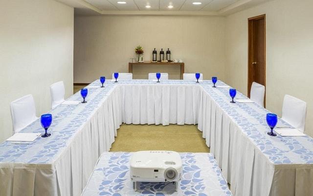 Hotel Camino Real Guadalajara, sala de juntas