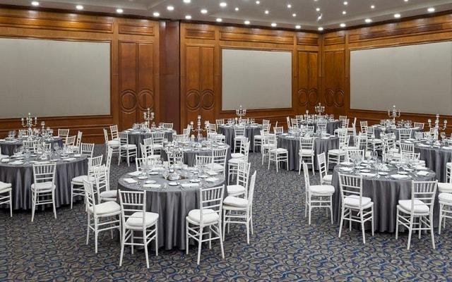 Hotel Camino Real Guadalajara, salón de eventos