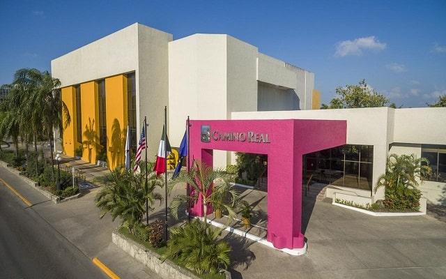 Hotel Camino Real Tampico en Tampico Ciudad