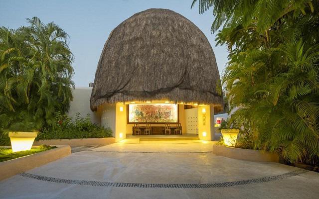 Hotel Camino Real Zaashila Huatulco, Lobby