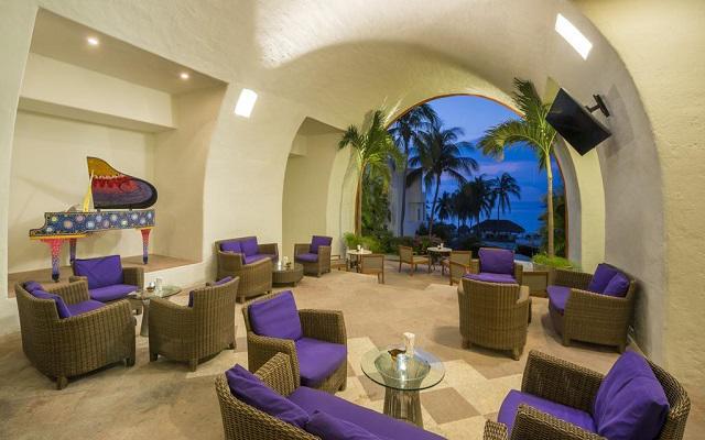 Hotel Camino Real Zaashila Huatulco, Bar Bitza Lounge