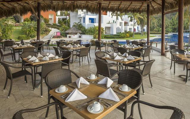 Hotel Camino Real Zaashila Huatulco, disfruta de una rica gastronomía
