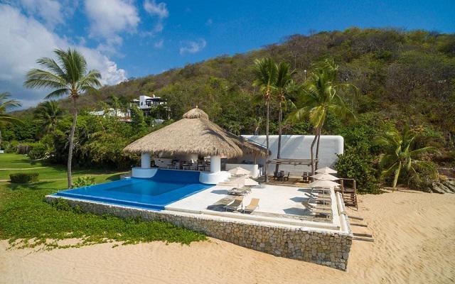 Hotel Camino Real Zaashila Huatulco, espacios diseñados para tu descanso