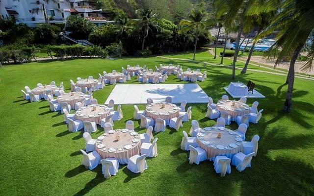 Hotel Camino Real Zaashila Huatulco, escenarios hermosos para tu celebración