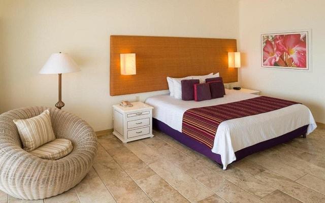 Hotel Camino Real Zaashila Huatulco, habitaciones cómodas y acogedoras